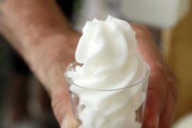 delizie creative prodotte con latte di asina trasformato in gamme di prodotti gastronomici